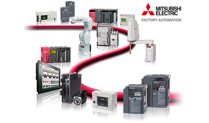 Sales of new and original parts Mitsubishi Automation, FOXON s.r.o.