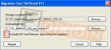 Zálohování a obnova programu S7-300/400 pomocí ACCON-S7-Backup